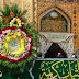 In Pictures: Imam Ali (AS) Holy Shrine In Iraq Decorated With Flowers