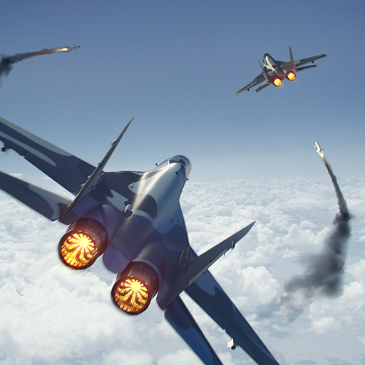 تحميل لعبة Modern Warplanes v1.7.5 مهكرة للاندرويد وكاملة كلشي غير محدود أخر اصدار