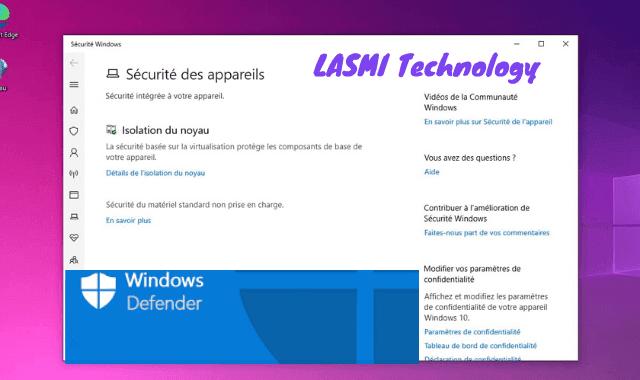 تحميل ويندوز ديفندر لويندوز 10 Windows Defender