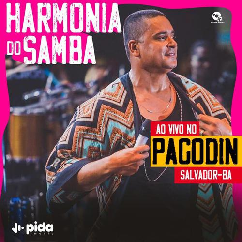 Harmonia do Samba - Pagodin - Salvador - BA - Novembro - 2019