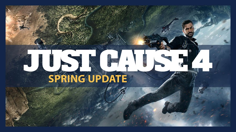 just cause 4 free spring update live rico rodriguez square enix