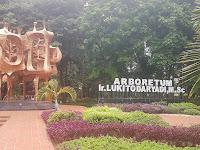 Indahnya Arboretum Ir. Lukito Daryadi M.Sc., Ruang terbuka Hijau di Pusat Kota Jakarta yang Asri dan Indah