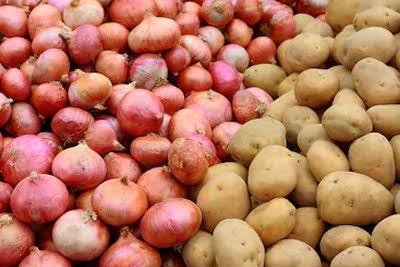 Onion Potato