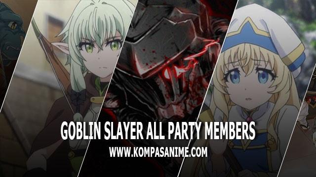 anggota atau member dari kelompok goblin slayer