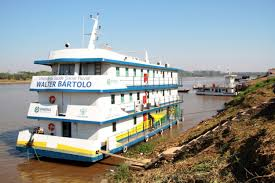 Doutores Sem Fronteiras percorre rios Mamoré e Guaporé para levar saúde bucal