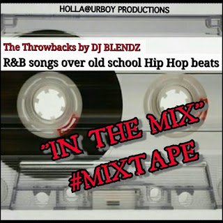 DJ Blendz - In The Mix (2014)