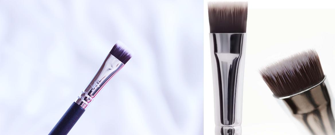 pędzle pędzel nanshy hakuro zoeva zamiennik tani dobry eye brushes brush