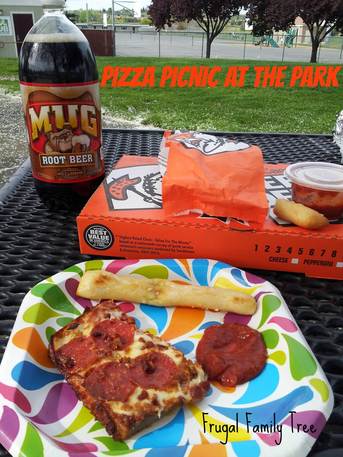 Little Caesars Bacon Wrapped Crust Deepdeep Dish Pizza Review And