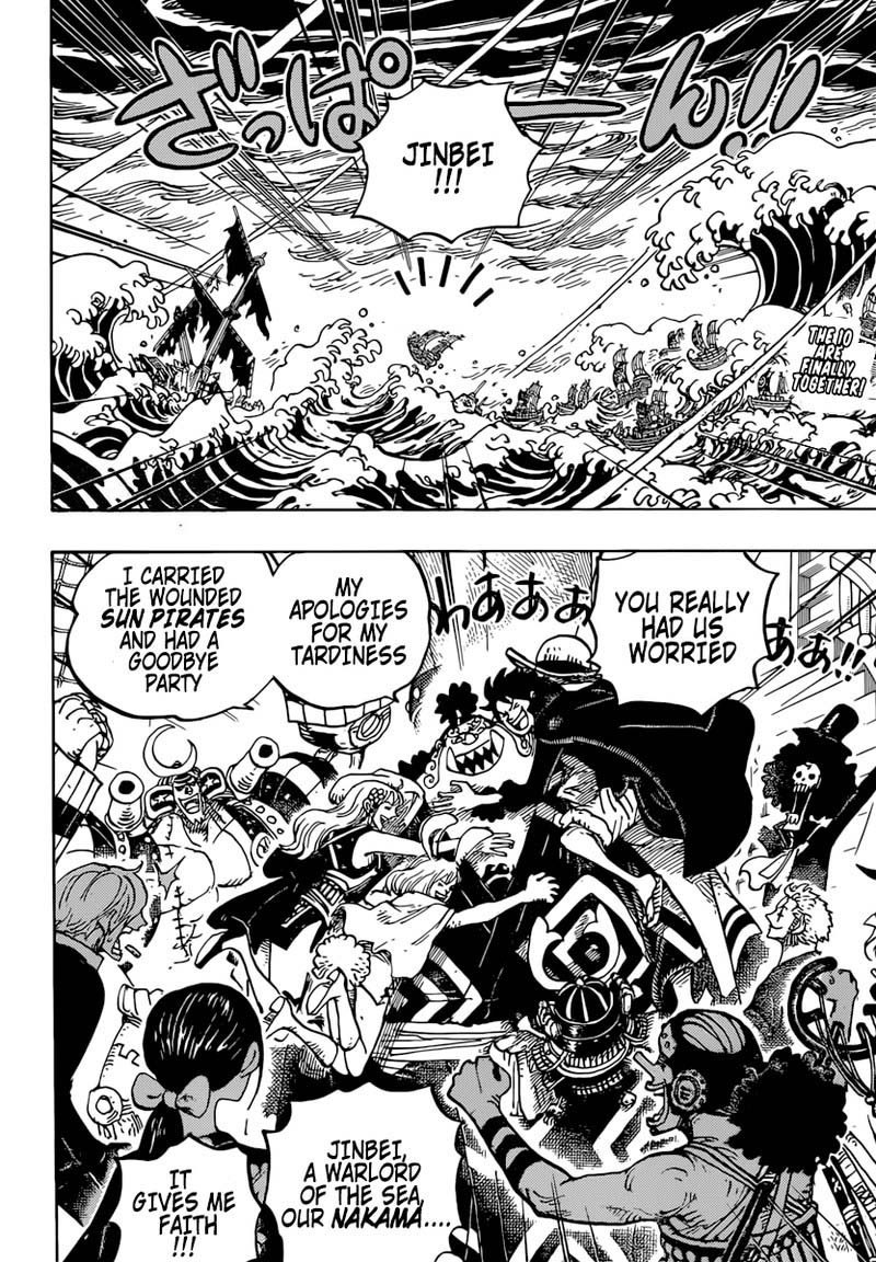 One Piece Manga Chapter 977 - Image 002