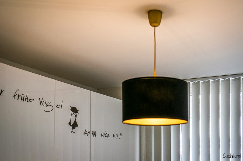 cuchikind der mama diy blog ikea hack goldlampe. Black Bedroom Furniture Sets. Home Design Ideas