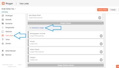 Cara Membuat Widget Berlangganan Via Email Seperti Mas Sugeng Cara Membuat Widget Berlangganan Seperti Mas Sugeng, Keren Abis