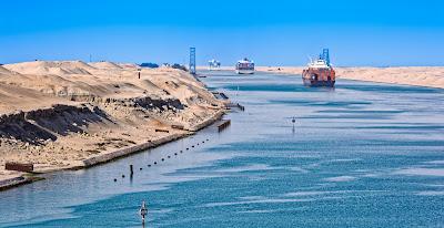 Süveyş Kanalı Önemi