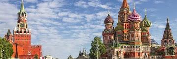 Menemukan Rusia Seperti Menyusun Puzzle