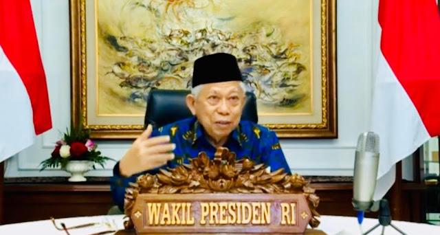 Berseberangan dengan Jokowi, Maruf Amin: Lebih Baik Pilkada Ditunda