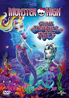 Xem Phim Trường Trung Học Quái Vật - Monster High The Great Scarrier Reef (2016)