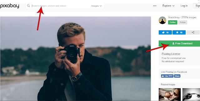 موقع لجلب الصور المصغرة
