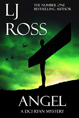 Angel by L.J. Ross book cover