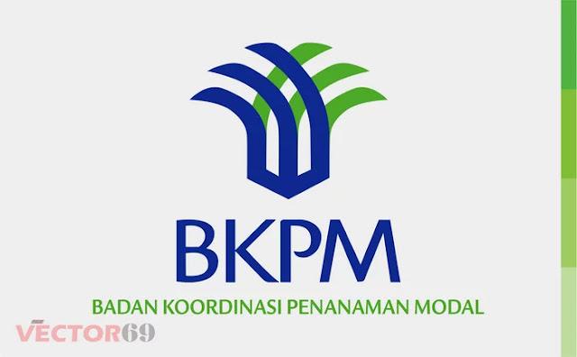 Logo BKPM (Badan Koordinasi Penanaman Modal) - Download Free Vector in CDR (CorelDraw) Format