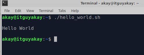 bash scripting bash shell scripting tutorials