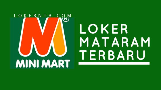 Lowongan Kerja PT. Global Retailindo Pratama (Mini Mart) Mataram bulan Maret 2018