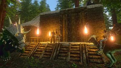 ARK: Survival Evolved النسخة المعدلة