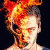 Burning face dispersion effect