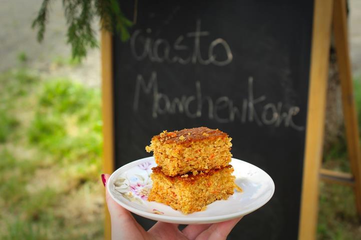 Najprostsze ciasto marchewkowe