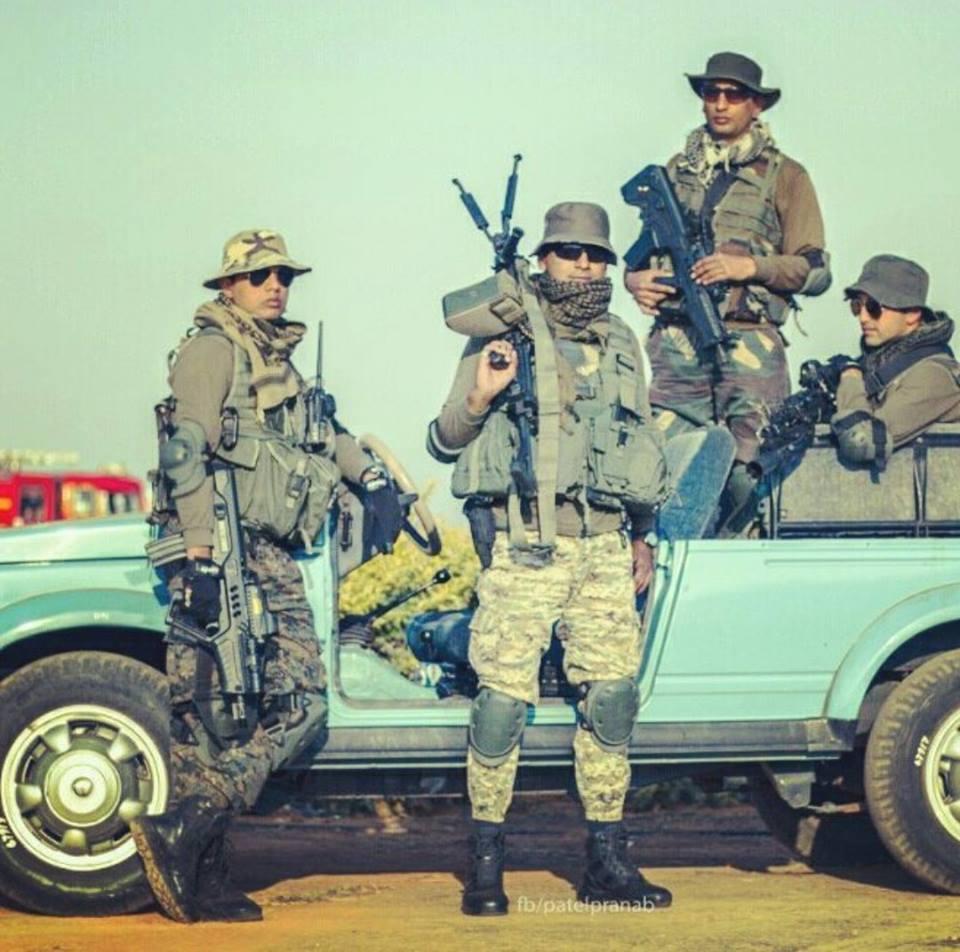 Garud Commando - Indian Air Force - IAF - 03