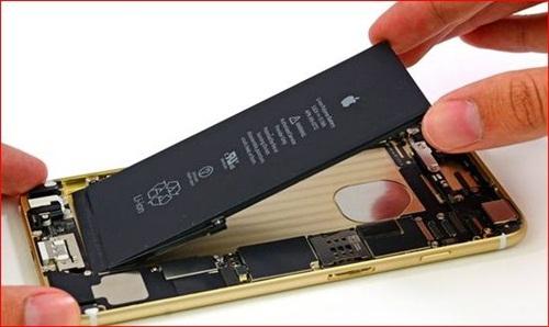 kapasitas baterai iPhone