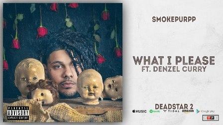 What I Please Lyrics - Smokepurpp Ft. Denzel Curry