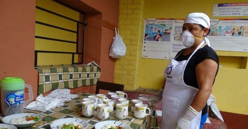 QALI WARMA: Programa social selecciona Comités de Alimentación Escolar exitosos de Lambayeque - www.qaliwarma.gob.pe