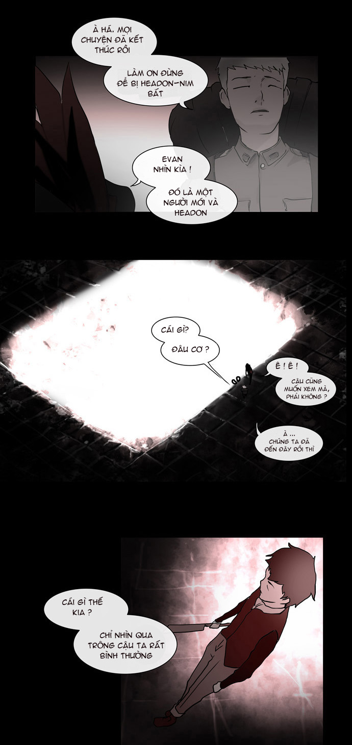 Tower of God chapter 2 trang 4