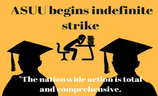 ASUU Wants FG To Negotiate With Union To End Strike