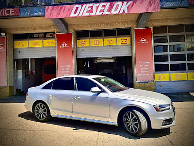 Audi A4 20TFSI APR stage2 chiptuning Moldova