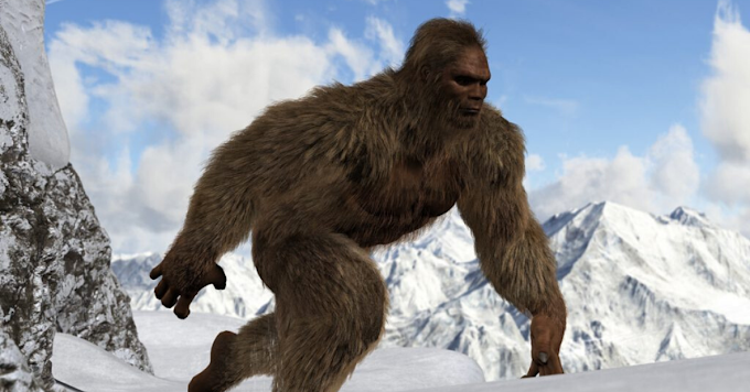 Yeti: The Monstrous Snowman Living High In The Himalayas Of Nepal