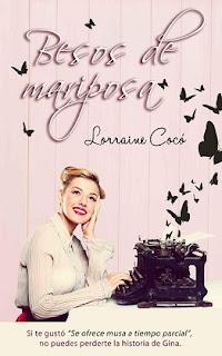 """""""Besos de mariposa"""" de Lorraine Cocó"""