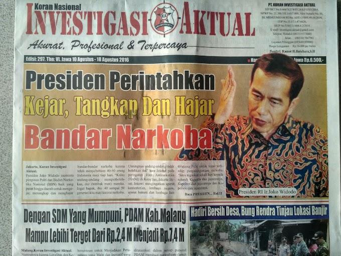 Ibu Pertiwi Memanggil Media Investigasi Aktual Penyambung Lidah Rakyat