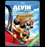 ALVIN Y LAS ARDILLAS 4: AVENTURA SOBRE RUEDAS (2015) FULL 1080P HD MKV ESPAÑOL LATINO