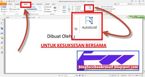 bagaimana cara membuka open pdf