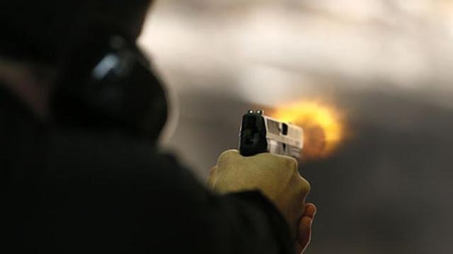 Pelaku Kalap, Lepaskan 8 Peluru dari Pistolnya, Padahal Bersama Istri Sempat Menumpang Mobil Korban