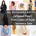 16 Favorite Cents of Style Clothing Items $10 Each Shipped!