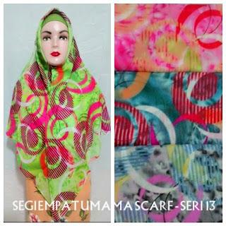 jilbab segi empat umama scarf seri 13