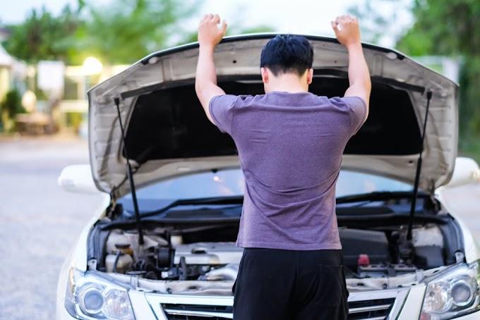 Tips Menghadapi Mobil Mogok Karena Overheat