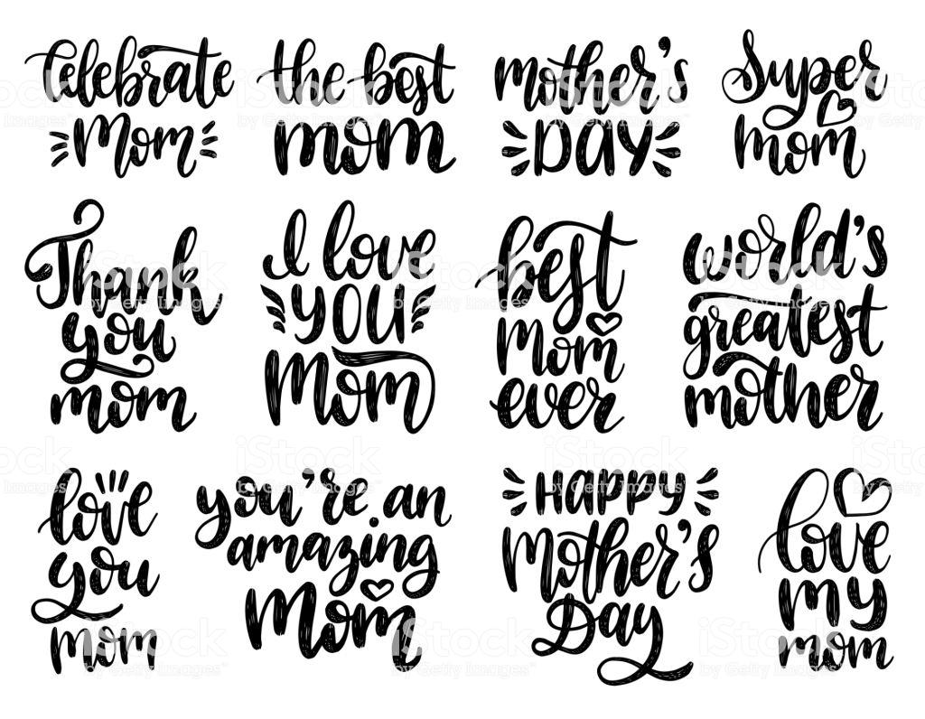 Literatura Arte Y Reflexion Muttertag Sätze Und
