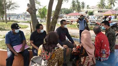 Genius Umar audiensi dengan LPP RRI Padang