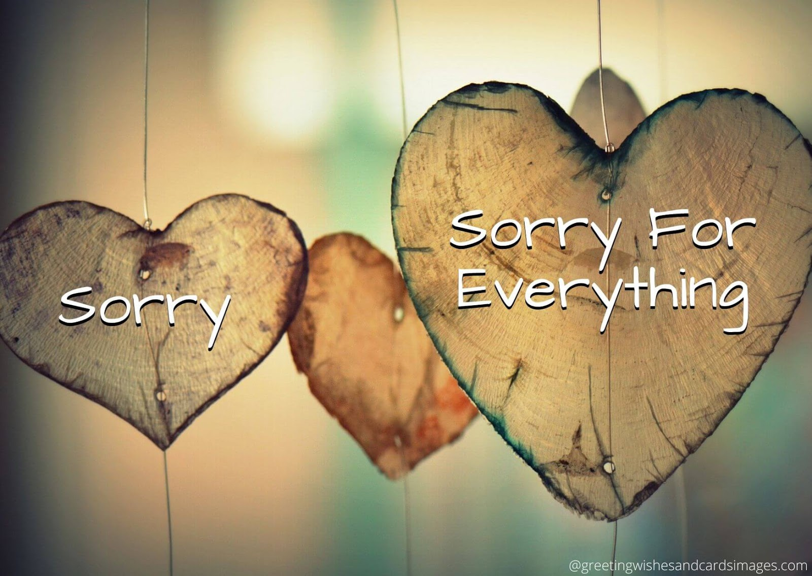Sorry Images Downloads