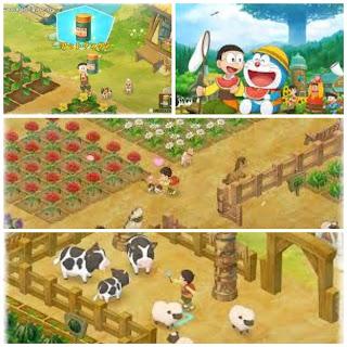 Spec Minimum Computer Doraemon Story Of Seasons