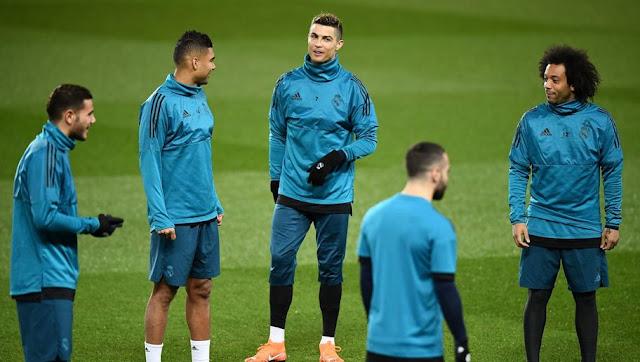 L'impressionnant discours de Ronaldo avant le match face au PSG