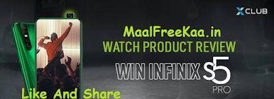 Infinix S5 Pro FREE
