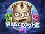 Slot Play N GO Reactoonz 2